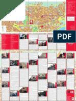 წითელი ტერორის ტოპოგრაფიის ისტორიული მარშრუტის მეგზური - რუკა