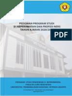 Draft Buku Pedoman Akademik s1 Keperawatan Dan Profesi Ners Ta 2020 2021 Untuk Mahasiswa