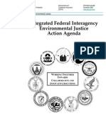 Integrated Federal Interagency Environmental Justice Action Agency