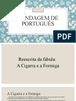 Sondagem de português