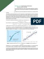 Interpolación Polinómica - Guia 7 - Metodos Númericos - P3