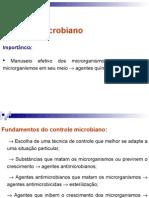Aula 4 - Controle Microbiano