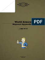 World Armory for Fallout Pnp