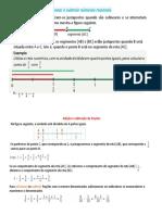 Adicionar e subtração de números racionais