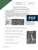 Texto Publicitário - Exercícios