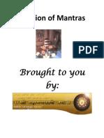 Hindi Book- Mantras