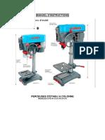 fiche technique perceuse .pdf