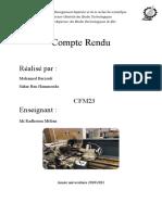 Compte Rendu1