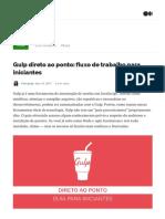 Gulp direto ao ponto_ fluxo de trabalho para iniciantes _ by Fernanda _ Medium