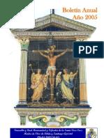 Boletín anual 2005