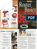 4879741 WOOD Router Basics and Beyond