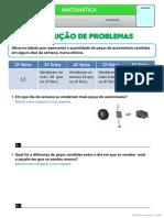 matemática - problemas 2