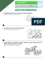 matemática - problemas 1