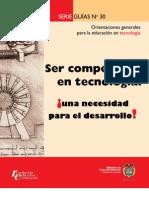 Cartilla Competencias en Tecnologia (MEN)