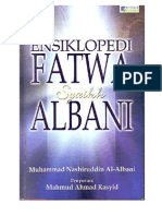 Ensiklopedi fatwa albani