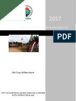 laporan bulan Agustus