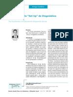 """A Confecção do """"Set Up"""" de Diagnóstico Ortodôntico 148"""