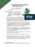 ASESORIA EN COMUNICACION, MARKETING Y ESTRATEGIA POLITICA