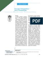 Ortodontia e Cirurgia Ortognática – do Planejamento à Finalização 35