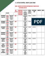 Protocol 4 instrumentar
