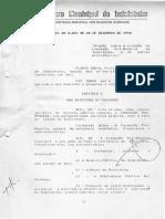 Lei Ordinária 3081 1993 Original Recria FPM