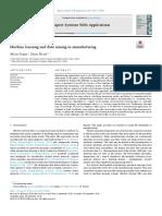 Aprendizaje automático y minería de datos en la fabricación