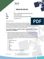 CIRCULAR 0002  DE 2021 - CERTIFICACION COMORBILIDADES MEDISALUD (1)