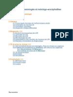 1-syndrome meninge