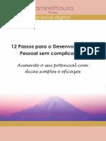 12 Passos Para o Desenvolvimento Pessoal Sem Complicações