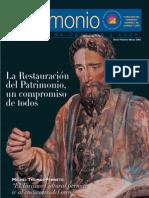 Escudero, C. Conserv. Yacimientos y Materiales Arq. 2003