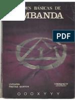 liçoes basicas de umbanda