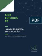 Inovacao Aberta Em Educacao_ Conceitos e m - CIEB