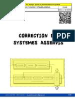 Correction Des Systemes Asservis