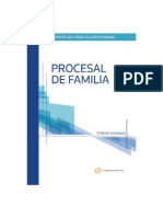 ESTRATEGIA Y PRÃ_CTICA PROFESIONAL PROCESAL DE FAMILIA 3ra EDICIÃ_N NOV 2020