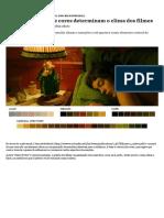 Como as Paletas de Cores Determinam o Clima Dos Filmes - Nexo Jornal