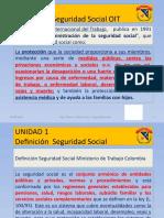1. Antecedentes y Modelos de Seguridad Social