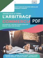 l'Arbitrage Droit des Affaires ( Maquette FInal )