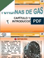 turbinas gas introduccion