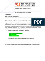 Catálogo de Cursos Virtuasssssles UNSA