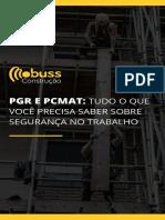 PGR e PCMAT Tudo Sobre Segurana No Trabalho
