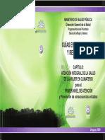 Guia Atencion de La Mujer en Climaterio 2009