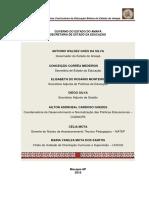 Diretrizes Curriculares da Educação Básica do Estado do Amapá 2016 - LINGUAGENS