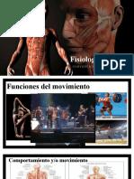 14. Fisiología Del Movimiento-concepciones Básicas