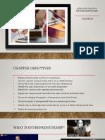 01-Introduction to Entrepreneurship
