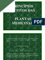 NOVAES, PLANTAS E PRINCIPIOS ACTIVOS