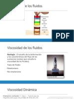 Unidad 2-Viscosidad de los fluidos-Resumen