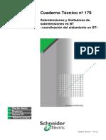 CT-179 Sobretensiones y Limitadores de Sobretensiones en BT