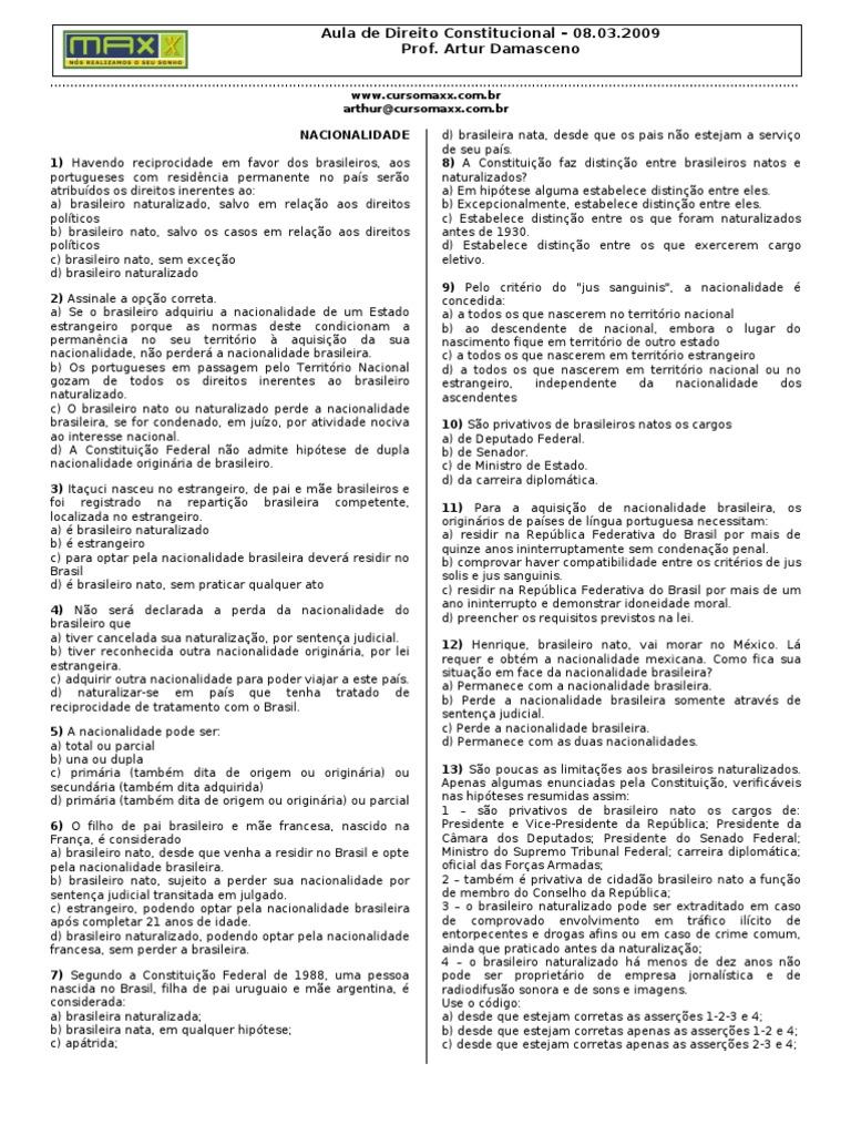 Aula PGE - Artur Damasceno 2  370400ff59bce