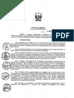 Resolucion Jefatural SENACE 062 2017