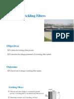 13 Trickling filter
